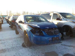 2005 Pontiac Pursuit Now Available Now At Kenny U-Pull Cornwall