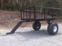 ATV TRAILER FOR SALE 70L X 42W X 16H