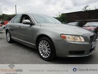 VOLVO S80 SE T, Green, Auto, Petrol, 2007 1 OWNER FROM NEW FVSH