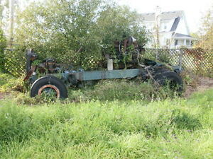 1959 Mack B-61(no cab) 2 Mack engines and front axle for sale Peterborough Peterborough Area image 1