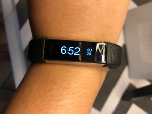 Fitbit Alta HR (Size Large) - Price is negotiable