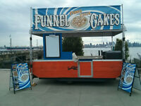 Turn-Key Food Cart for Sale!
