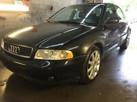 2001 Audi A4 1.8 Turbo Quattro AWD