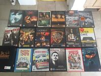 22 DVD selection
