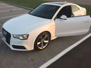 2013 Audi A5 S-Line Coupe - FULLY LOADED + Warranty 140K/2020