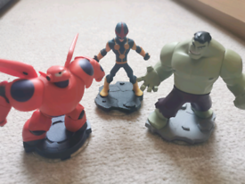 Disney Infinity 2.0 figures... See description for prices