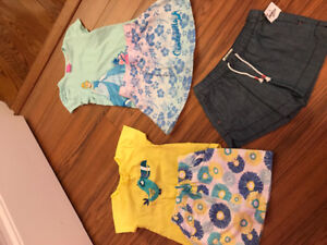 Size 3 toddler girl clothes!