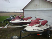 Sea-doo gsx fuel injected 0 hrs.