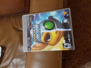 Mint PS3 Ratchet and Clank Future : A Crack In Time Game