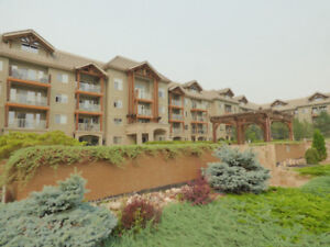 Mountain-Style Condo With 2Beds/2Baths & Underground Parking!