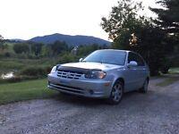 À VENDRE: HYUNDAI ACCENT 5 2006 Hatchback AUTOMATIQUE