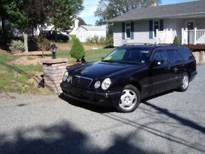"2001 Mercedes Benz Avantguard ""Rust Free"" Wagon  4 Matic AWD"