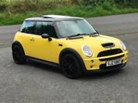 Mini Cooper S with factory fitted JCW John Cooper Works kit 210 bhp