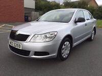 LATE 2009 SKODA OCTAVIA S TDI CR LOW MILES FULL SERVICE HISTORY TWO OWNERS