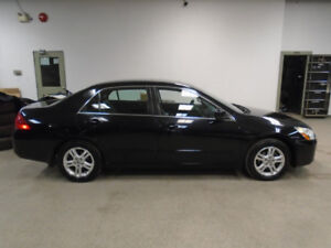 2007 HONDA ACCORD EX! LEATHER! NAVI! 120,000KMS! ONLY $8,800!!!!