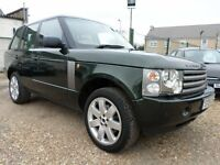 Land Rover Range Rover 3.0 TD6 HSE (green) 2004