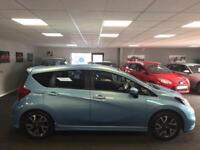 2014 Nissan Note 1.5 dCi Tekna (Safety Pack) 5dr