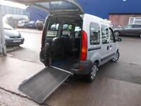 Wheelchair Accessible Renault Kangoo 1.6 16v auto Authentique