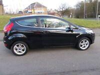 Ford Fiesta ZETEC++CAR NOW SOLD++ (black) 2012