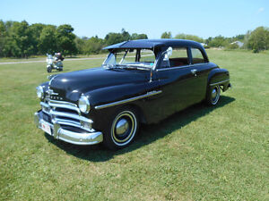 1950 Plymouth 2 door coupe