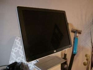 Monitor HP model 20 inch model- hpw2007 with tilt stand