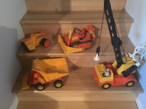 Camions Fisher Price
