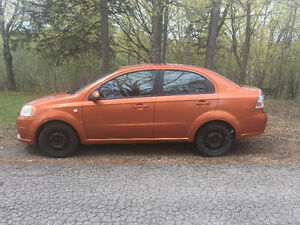 2007 Chevrolet Aveo LS Sedan - $2700 or $3200 Certified