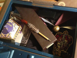 Harry Potter Delux Collectibles Set