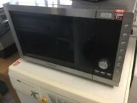 Kenwood Stainless Steel combination Microwave Oven