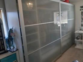 Pax doors for Sale in Scotland   Bedroom Wardrobes & Storage