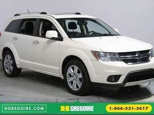 2011 Dodge Journey R/T AWD TOIT OUVRANT CUIR BLUETOOTH