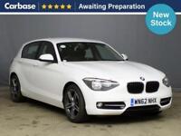 2012 BMW 1 SERIES 116i Sport 5dr