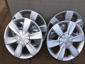 Enjoliveurs Kia 14""