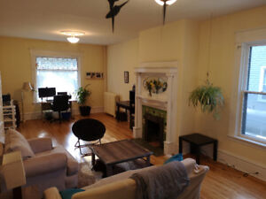 Large 2 bedroom flat, 2 blocks from Hospital, Dal and Spring Gd