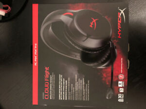 Hyper X Cloud Flight Headset