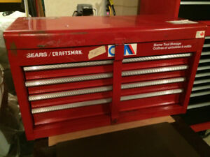 Used Craftsman tool chest. $75.00 OBO.