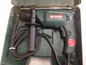 Perceuse a percussion 1/2 Metabo SBE 560 Hammer Drill a Fils