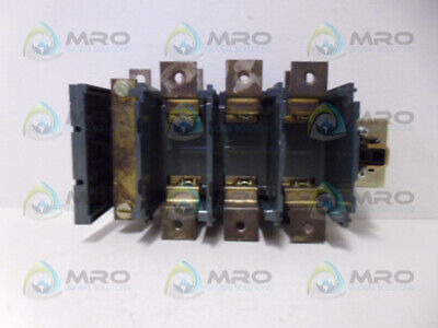 Abb Oesa 160b4 Disconnect Switch As Pictured New No Box