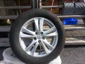 Tires and mags for sale SOLD Cornwall Ontario image 2