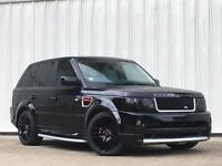 RANGE ROVER SPORT TDV6 HSE -2012 AUTOBIOGRAPHY STYLING FINANCE AVAILABLE PX SWAP