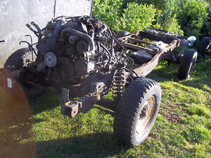 Southern f150 Rolling Chassis 92-96