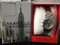 Caravelle New York Women's Watch - Brand New