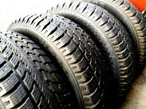 4 pneus d'hiver AURORA  195/70R14