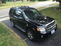 2010 Ford Escape SUV, Crossover, v6 limited awd