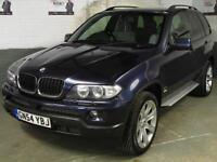 Sept 2004 '54' BMW X5 3.0D SPORT AUTO DIESEL ESTATE 4x4 AWD 4WD Elec.Mem.Seats