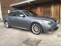 BMW 520d M SPORT LCI (58 REG) FMSH