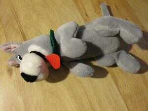 THE JETSONS Astro Dog Stuffed Animal Plush Vintage Mighty Star