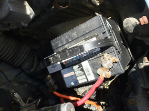 Battery for a Van (location is Invermere)