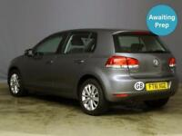 2012 VOLKSWAGEN GOLF 1.6 TDi 105 Match 5dr
