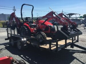 2018 TYM 234 Tractor Package DEAL